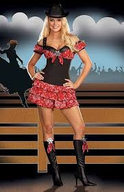 Halloween Cowgirl Costume 45 Disfraces Cowboys Images Costumes