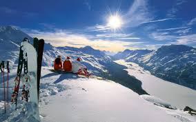 ski st moritz resort guide telegraph