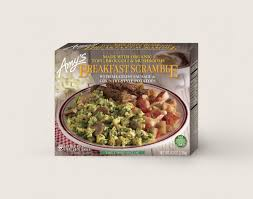 amy u0027s kitchen gluten free breakfast scramble dairy free