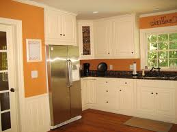 Kitchen Off White Cabinets Kitchen Colors With Off White Cabinets Dark Brown Wooden Kitchen