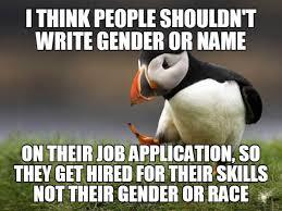 Puffin Meme - job application justpost virtually entertaining