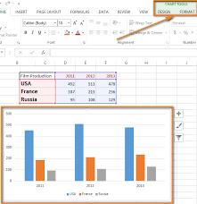 How To Put An Excel Table Into Word How To Add Titles To Charts In Excel 2010 2013 In A Minute