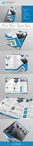 front and back half fold sports program brochure customize to