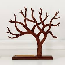 wood tree jewelry tree display ideas jewelry tree