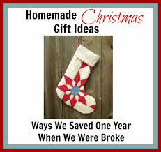 Meme Gifts - homemade christmas gift ideas ways we saved one year when we were