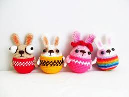 Knitted Easter Egg Decorating Patterns by Top 10 Amigurumi Crochet Patterns For Easter On Craftsy