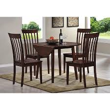 Drop Leaf Outdoor Table 1624 4242tc4 Landon 5 Pc Dining Set With Drop Leaf Table