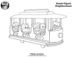 inspirational daniel tiger coloring pages 34 for your coloring