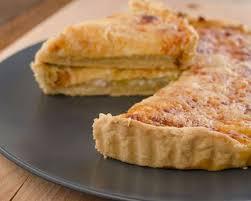 quiche cuisine az recette quiche au brie de meaux et poireaux
