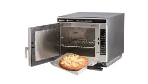 Toaster Oven Microwave Combination Amana Xpress Ace14n Jetwave High Speed Commercial Countertop