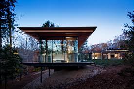 lee house kengo kuma glass wood addition home plans u0026 blueprints