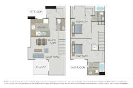 San Francisco Floor Plans San Francisco Apartments Floor Plans