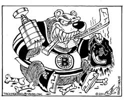 boston bruins coloring pages pertaining to present household