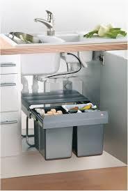 rangement sous evier cuisine rangement sous évier cuisine nouveau deco beau poubelle encastrable