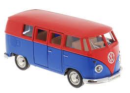volkswagen type 5 металлический инерционный автобус rmz city volkswagen type 2 t1