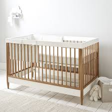 Nursery Cot Bed Sets by Ercol Devon Cot Bed Nursery Furniture The White Company Uk