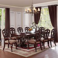 unique design formal dining room sets for 8 sumptuous formal