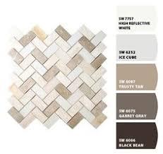 herringbone styx stone mosaic tile from jeffrey court bathroom