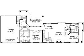 narrow lot floor plan house plan story traditional narrow lot plans floor one design