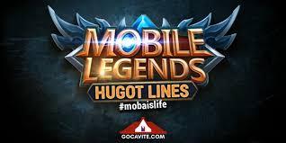 Mobile Legends Legends Hugot Lines
