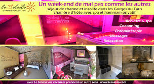 chambre d hote de charme spa vacation or weekend in may wellness in an