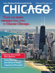 chicago meeting planner pdf chicago leadership in energy and