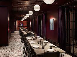 62014 little goat private dining room chicago gold fringe private
