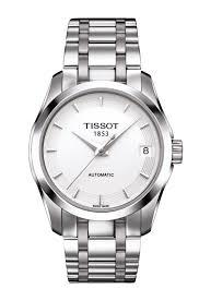 tissot ladies bracelet watches images Tissot couturier automatic lady t0352071101100 png