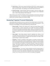 Light Year To Year Basics Of Financial Statement Analysis A Guide For Private Company U2026