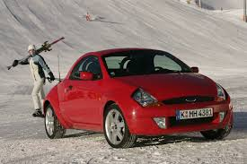 2003 ford streetka review top speed
