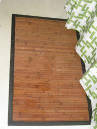 Bamboo Floor Protector Shining Design Bamboo Chair Mats For Carpet Tsrieb Com