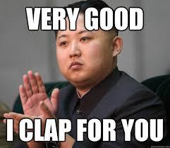 Slow Clap Meme - slow clap memes memes pics 2018