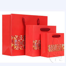 bag new year wedding new year large gift bag buy high quality
