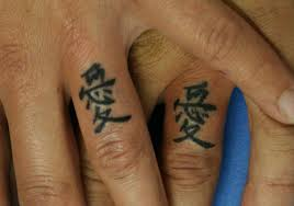 small kanji tattoo designs on finger tattoo ideas japanese kanji