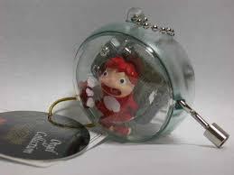 Music Box Keychain New Ponyo Mini Music Box 404500 Ponyo On The Cliff Ghibli