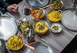 All You Can Eat Vegan Tuesdays at Babu Ji Broadsheet