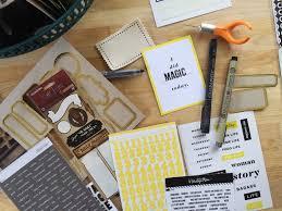 home essentials list free printable scrapbook supply checklist rukristin