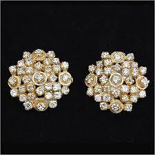 diamond earrings india 46 diamond earrings india diamond earrings flower pattern modern
