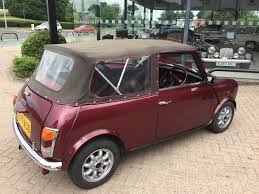 1984 mini mayfair cabriolet sunningdale classics