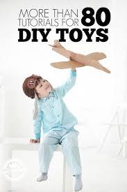 80 diy toys to make kids activities