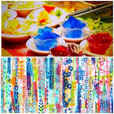 jello salad for thanksgiving design inspiration u2014 jenean morrison art u0026 design