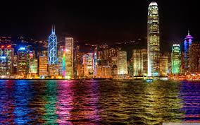 hong kong light show cruise a symphony of lights victoria harbour dinner cruise in hong kong
