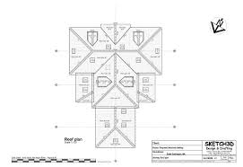 Building Plans For Houses Extraordinary Roof Plans For House Contemporary Best Idea Home
