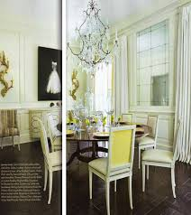 Covered Dining Room Chairs Glamorous Dining Room With Several Luxurious Purple Chairs Excerpt