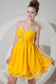yellow lime green graduation dresses gowns is cheap in