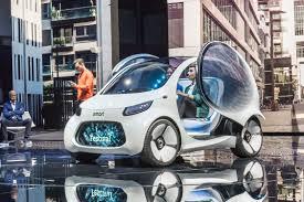 smart vision eq fortwo salon de francfort 2017 motorlegend com