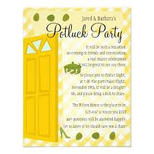 dinner invitation wording potluck dinner invitation wording cimvitation