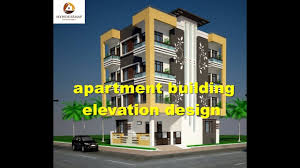 Residential Building Elevation by Apartment Building Elevation Design Multi Storey Best Indian