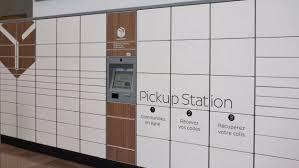bureau de poste gare montparnasse la poste parie sur la livraison de colis dans les gares sncf