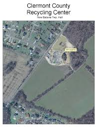 Batavia Ohio Map by New Batavia Township Hall Office Of Environmental Quality